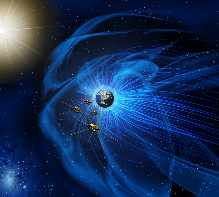 For The First Time Spacecraft Measured An Explosive