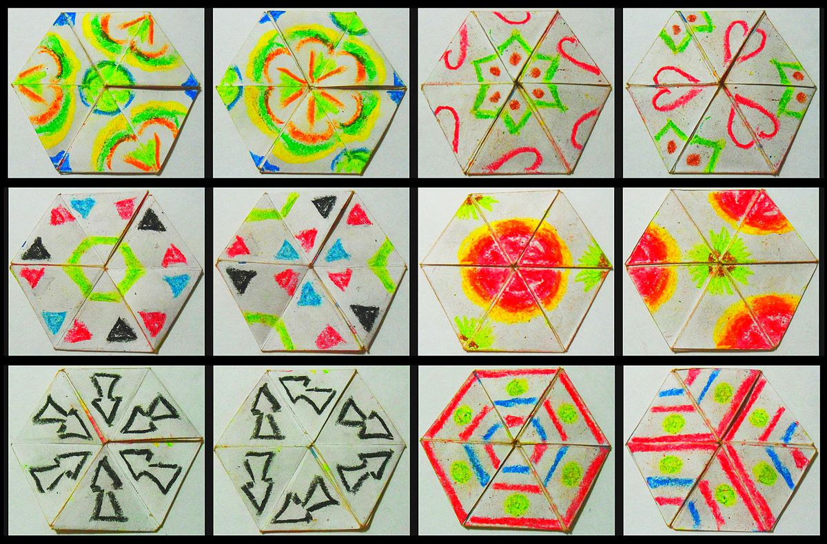 Hexaflexagons mind boggling paper folding the science explorer pooptronica