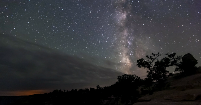 The Grand Canyon Was Just Designated A Dark Sky Park The