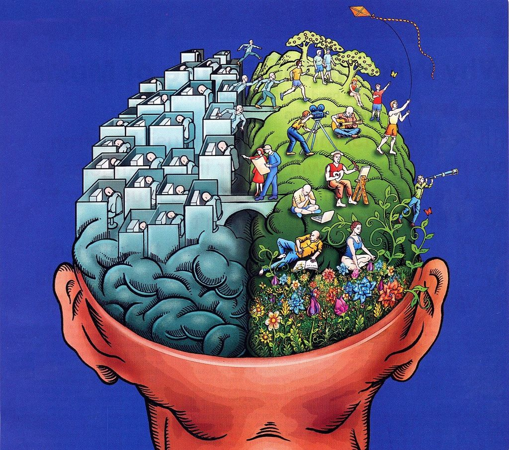 10 debunked myths about the right and left hemispheres of the brain