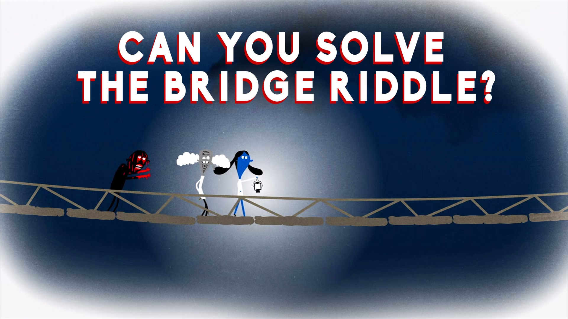 WATCH: Can You Solve the Bridge Riddle? | The Science Explorer