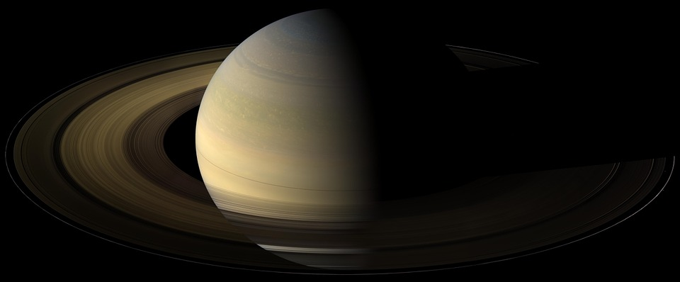 Mystery Solved Behind The Birth Of Saturn S Rings The
