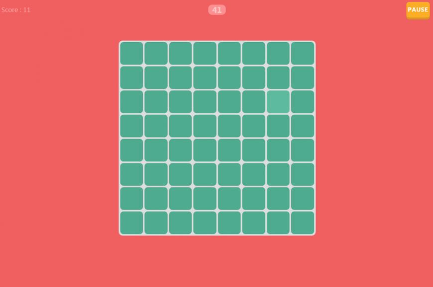Kuku Kube, color perception quiz