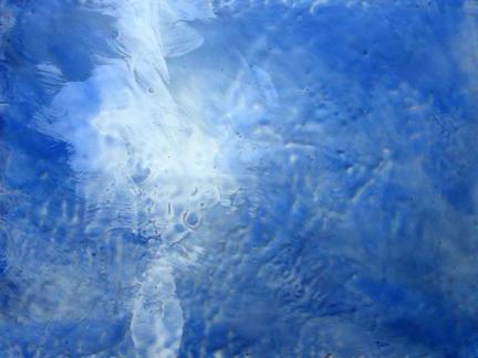Painting by Rebecca Shapiro
