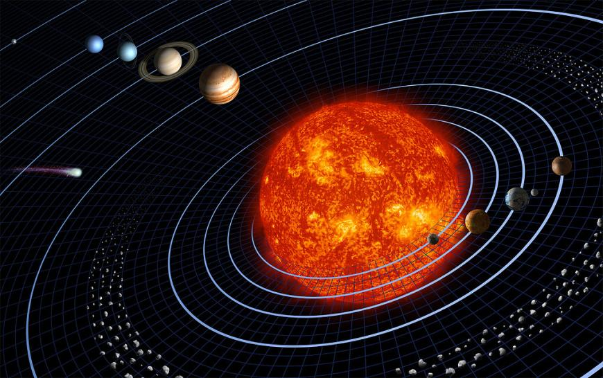 sun/solar system