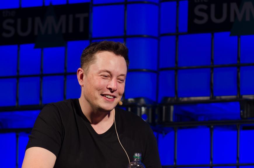 Elon Musk at The Summit 2013