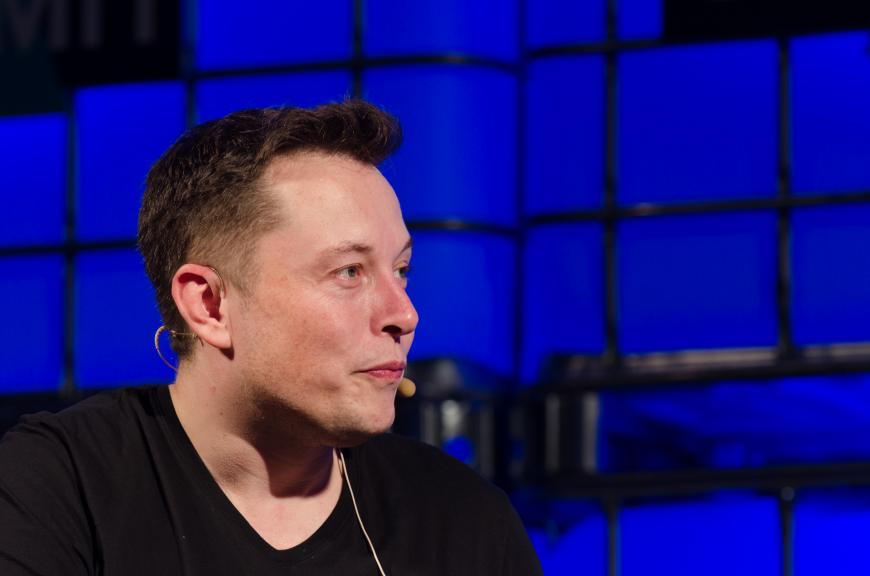 Elon Musk at The Summit 2013