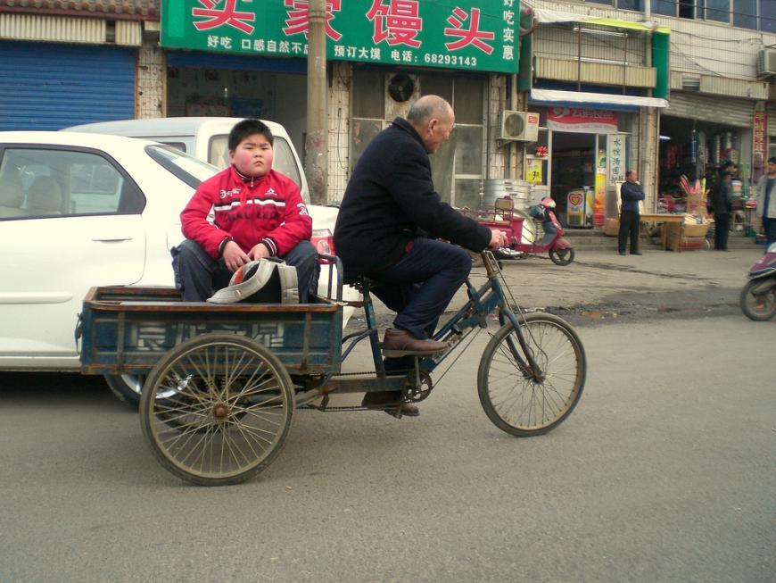 Childhood Obesity Is Now A Problem In Rural China Too The Science Explorer