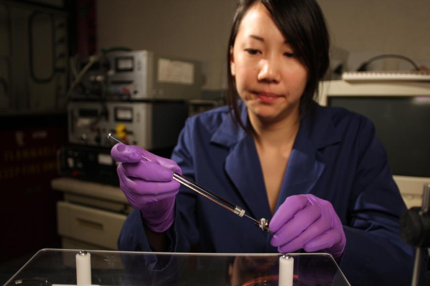 Researcher creates artificial membrane