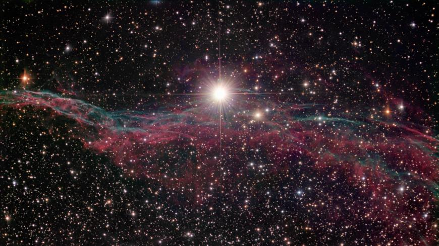 Nebula - NGC6960