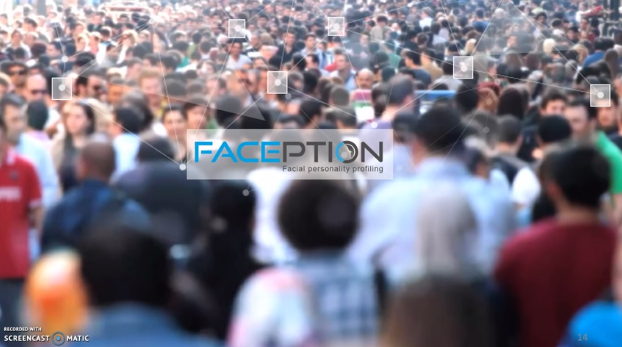 Faception, facial personality recognition A.I.