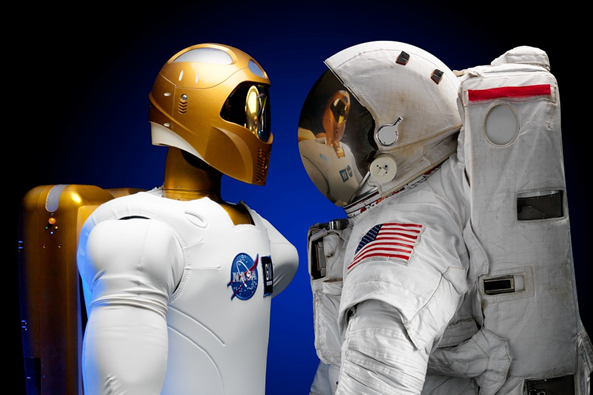 NASA space suits