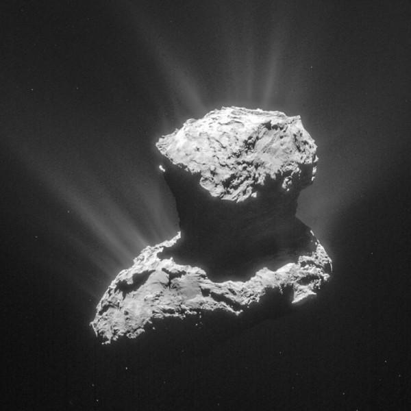 Comet 67P/Churymov-Gerasimenko