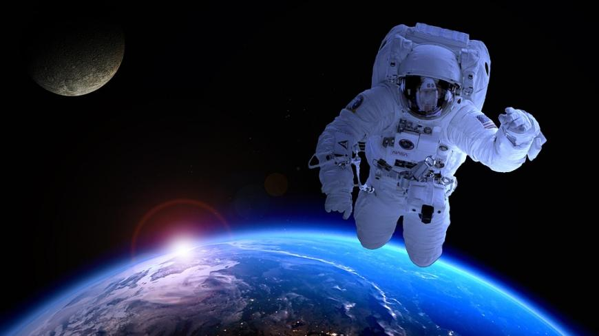Astronaut (Photo credit: PIRO4D/Pixabay)