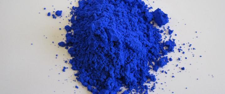 Blue powder, YInMn