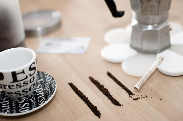 """caffeine coffee stimulant Considerations of the physiologic effects of caffeine typically are limited to presumptive """"stimulant  the consumption of 200 mg of caffeine as coffee."""