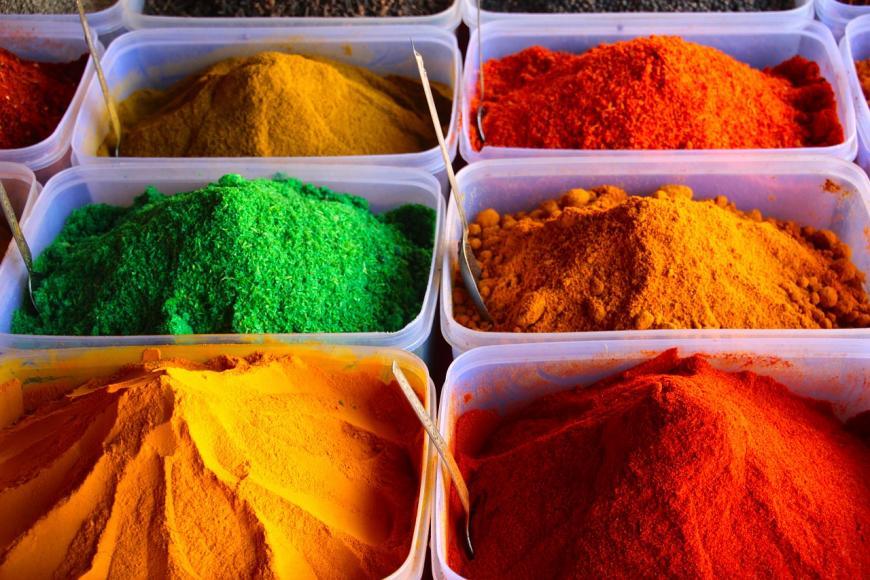 Saffron spices