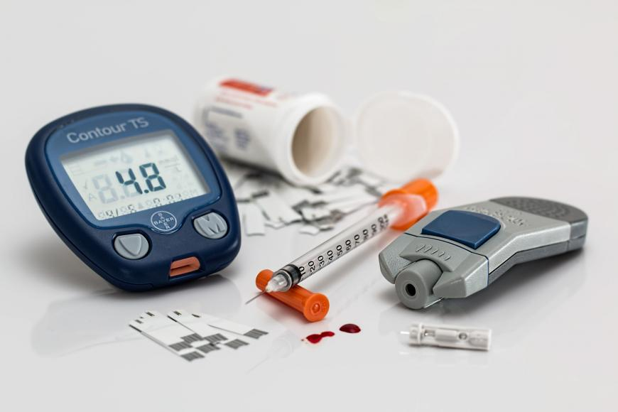 Chemically modified insulin is available more quickly