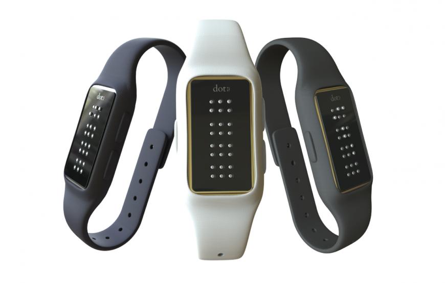 Dot   Braille Smart Watch