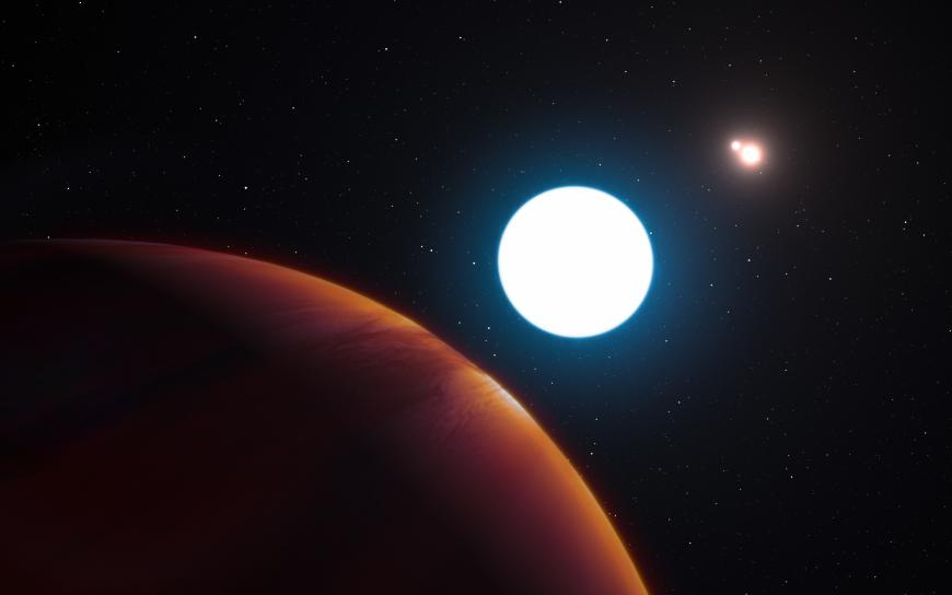 NASA 3 suns