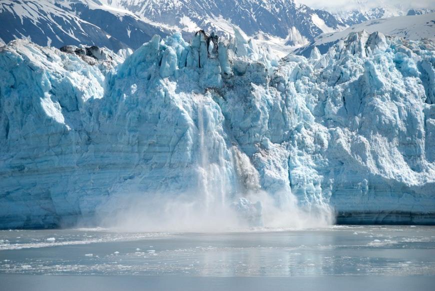 Image result for image calving glacier