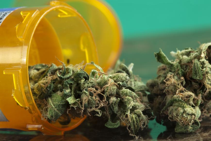 Medical marijuana, prescription
