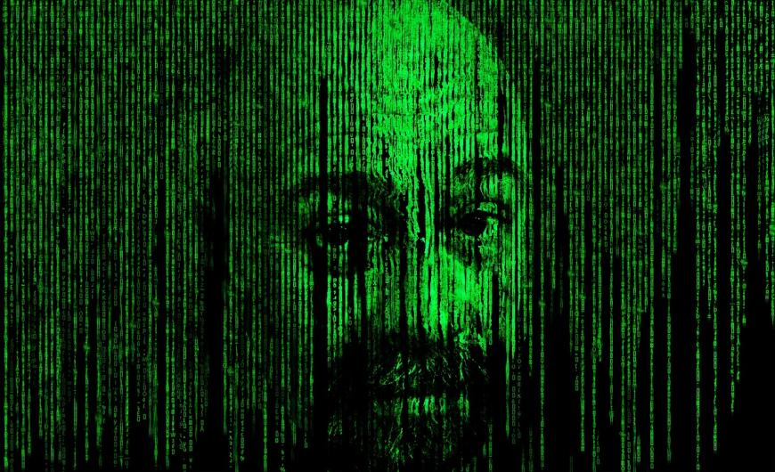 The matrix, human consciousness