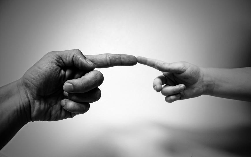 Scientists discover surprising process behind sense of touch
