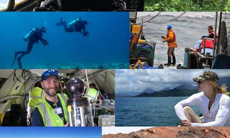 NASA plans another busy year for Earth science fieldwork