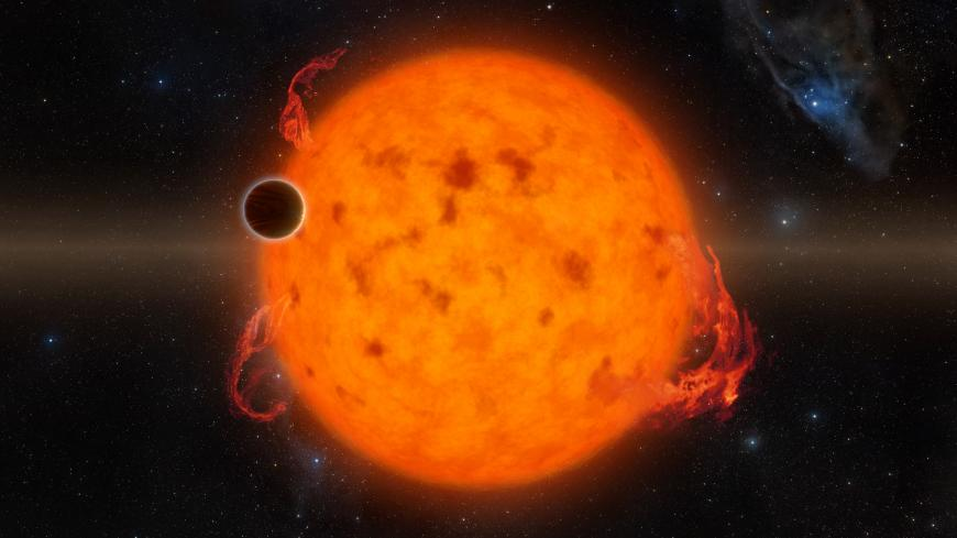 K2-33b, one of the youngest exoplanets detected to date
