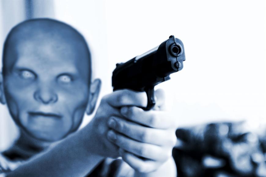 gunman