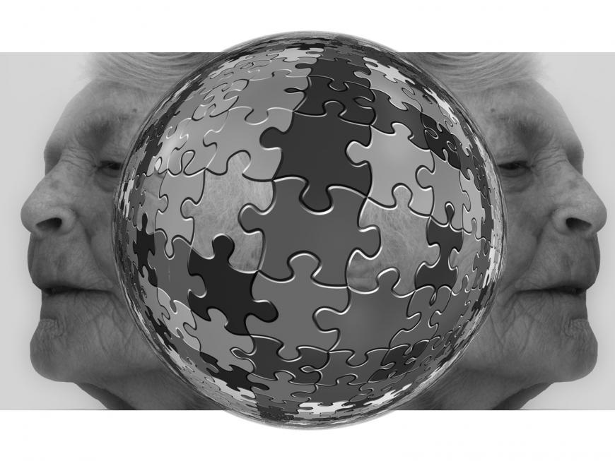 Alzheimer's. CREDIT: Geralt / Pixabay