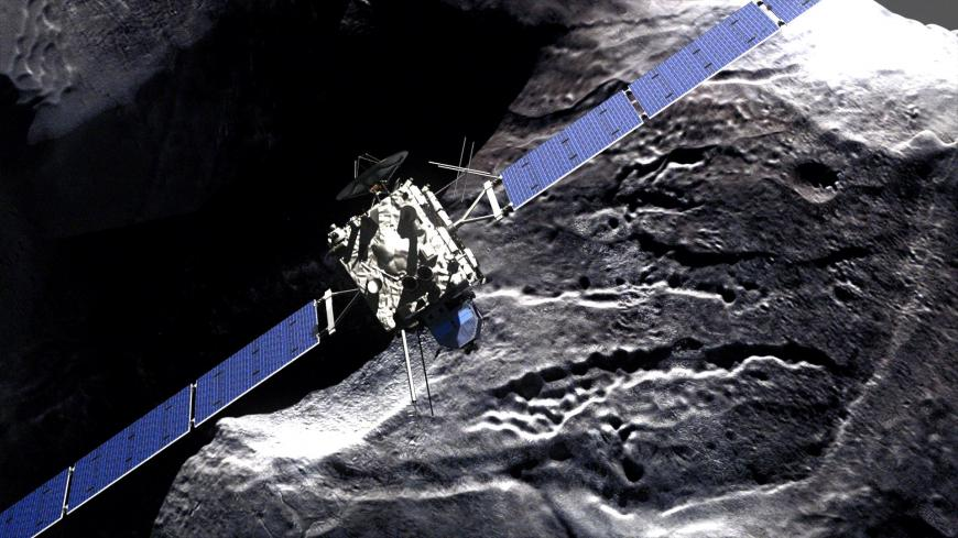 Rosetta crashing
