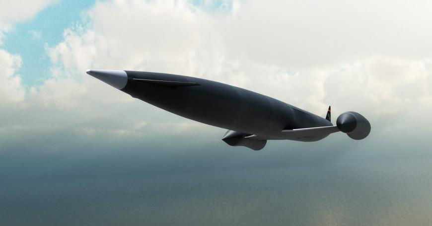 New Super Plane Will Travel at 25 Times the Speed of Sound