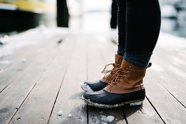 Winter Boots. CREDIT: Unsplash / Pixabay (CC0)