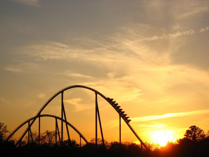 10 Most Overrated U.S. Roller Coasters