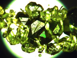 Rare minerals similar to metal-organic frameworks found in Siberia