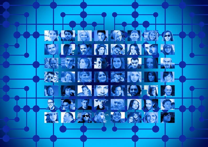 Humans network, computing