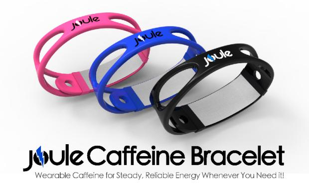 The Joule Caffeine Bracelet