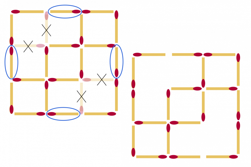 qaunt matchstick problem Ravi handa, an alumnus of iit kharagpur and faculty at ims learning shares strategies to solve cube and matchstick problems in logical reasoning | cat: how to solve cube and matchstick problems in lr.