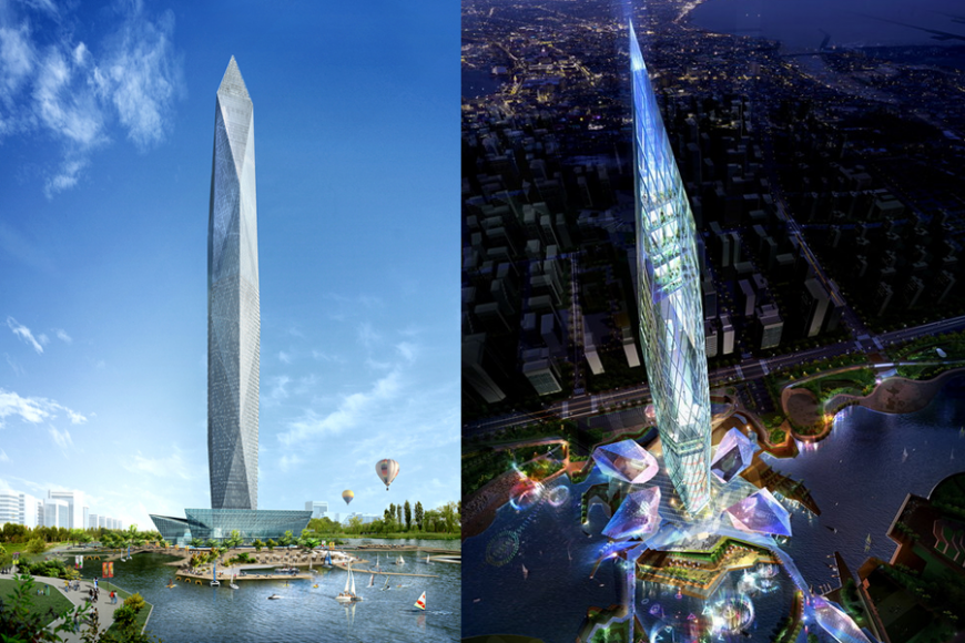 Tower Infinity, concept art