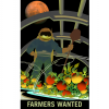 Got a green thumb? This one's for you! In space, you can grow tomatoes, lettuce, peas, and radishes just like you would find in your summer garden. New ways of growing fresh food will be needed to keep brave explorers alive.
