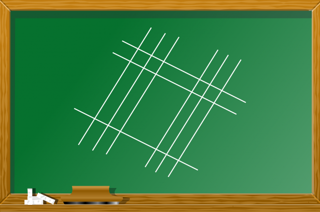 Drawing Lines For Multiplication : Want to multiply faster draw lines the science explorer