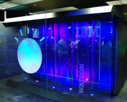 IBM's supercomputer, Watson
