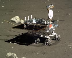 China's Yutu (Chang'e-3) moon rover