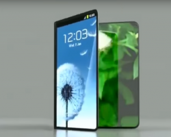 Samsung's foldable tablet/phone