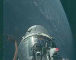 Apollo 9 Earth Orbit