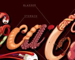 Coca Cola infographic by Fabio Pantoja