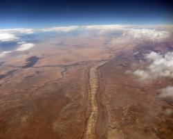 Utah from above