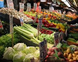 Vegetables, Produce, supermarket